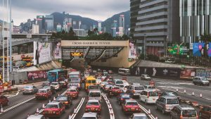ترافیک و استرس