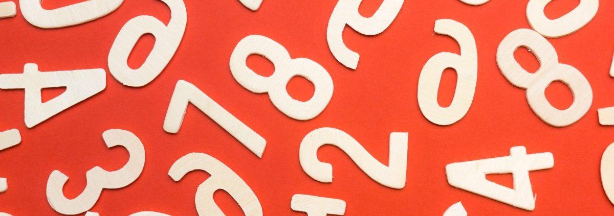 تصویر حفظ اعداد طولانی
