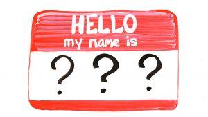 روش های به خاطر سپردن اسامی