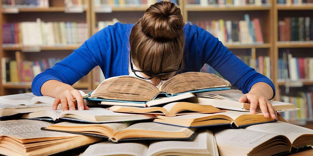 رفع خواب آلودگی هنگام مطالعه 1