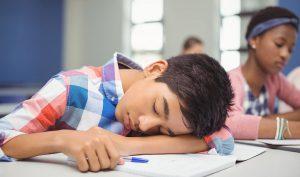 رفع خواب آلودگی هنگام مطالعه 2
