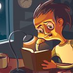 درس خواندن در شب ؛ 10 راهکار برای بهره بردن از شب بیداری