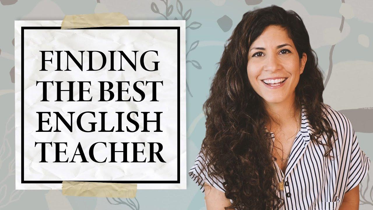 ویژگی معلم زبان خوب