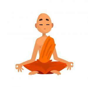 راه های افزایش تمرکز بودا