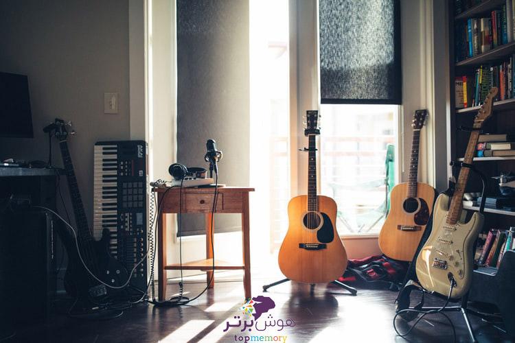 تاثیر انواع موسیقی بر یادگیری