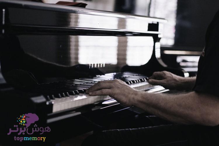 تاثیر پیانو بر افزایش قدرت یادگیری مغز