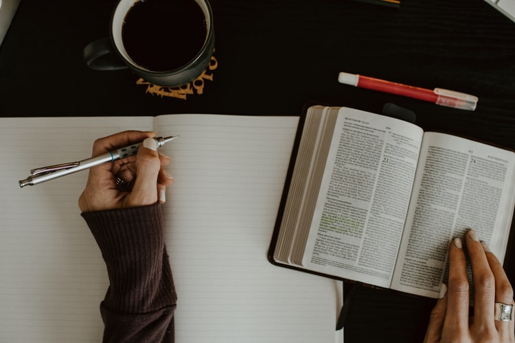 یادداشت برداری از اصول مطالعه