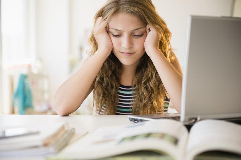 برای درس خواندن حوصله ندارم