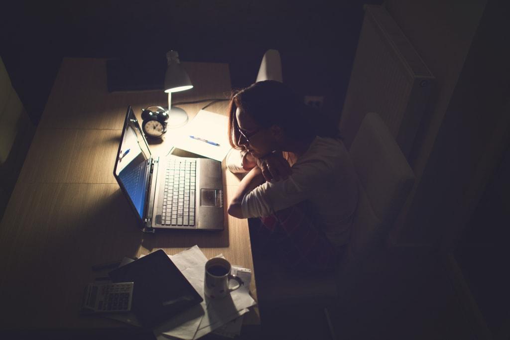 شب امتحان چگونه درس بخوانیم