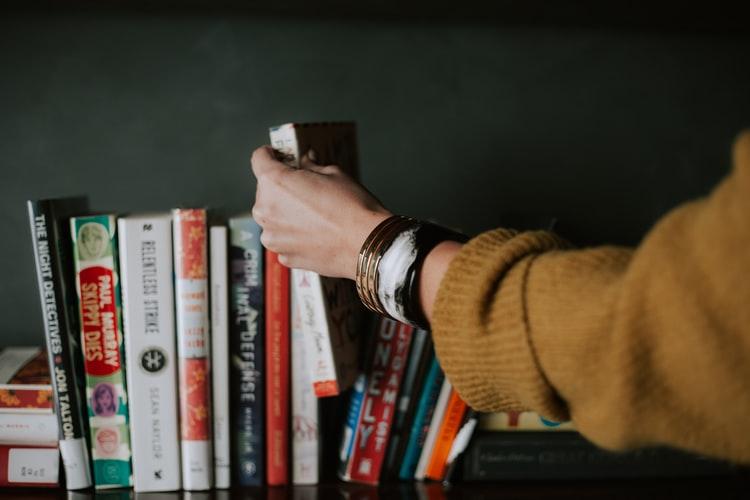 انتخاب نادرست کتاب