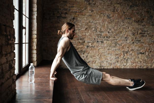رفع استرس شب امتحان با ورزش