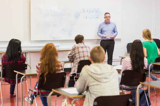 تمرکز در کلاس