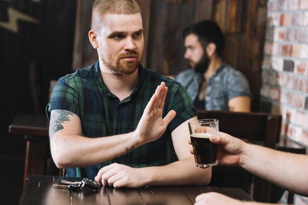 نوشیدنی الکی و تمرکز