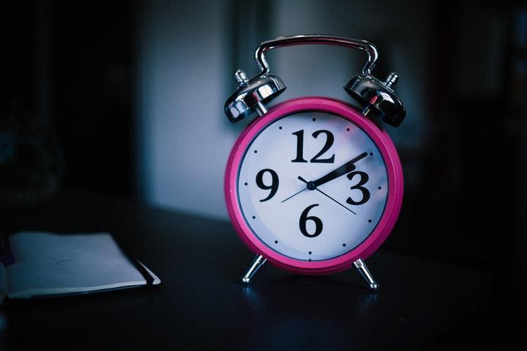 بهترین زمان برای مطالعه چه وقتی است