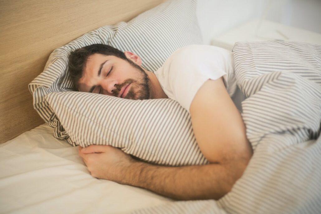 خواب راحت فواید ذهن آگاهی و مدیتیشن