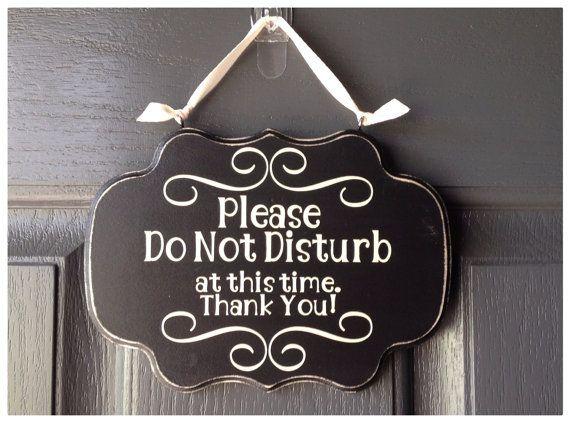 لطفا مزاحم نشوید