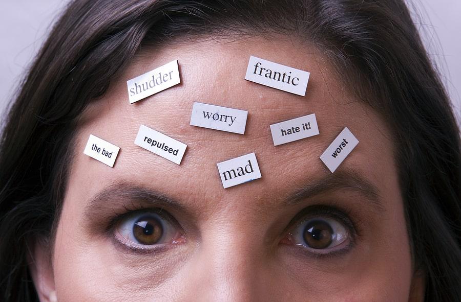 مقابله با افکار منفی بد