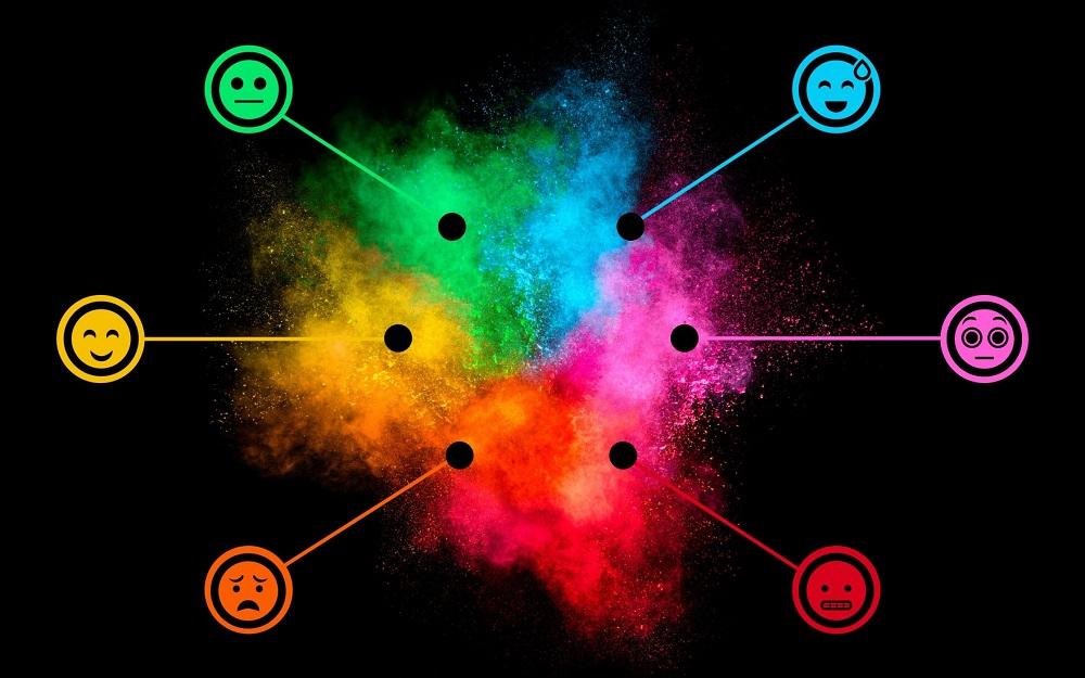 تاثیر رنگ بر افزایش خلاقیت
