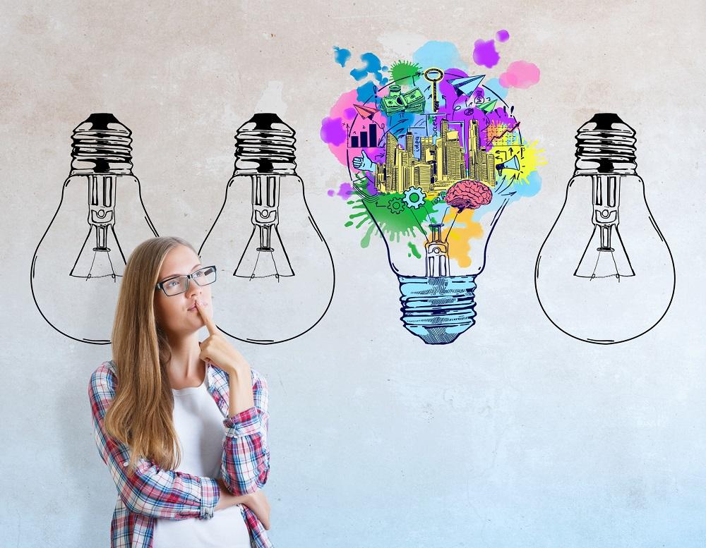 افزایش خلاقیت ، رازی برای بهبود زندگی