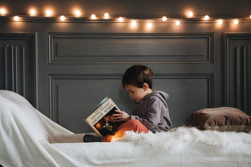 خواندن یک کتاب در یک روز