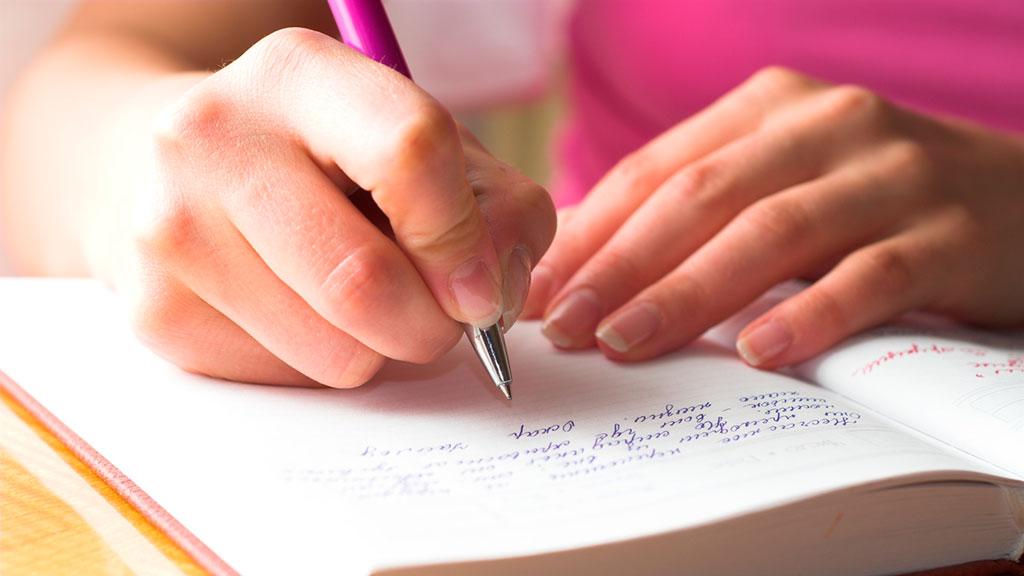 مهارت نوشتاری بهترین روش یادگیری زبان
