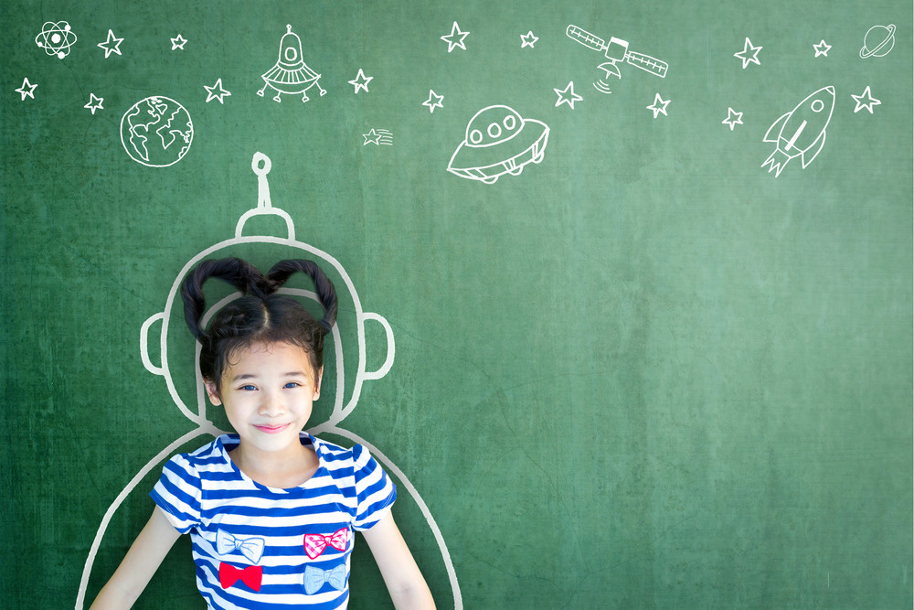 تصور و تخیل کودک