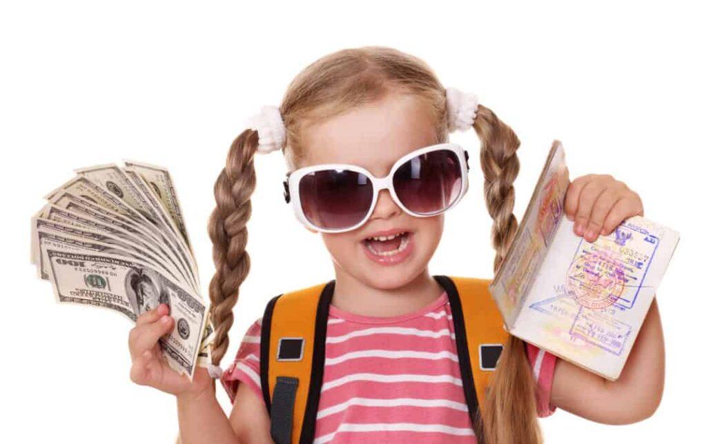 اهمیت هوش مالی کودکان