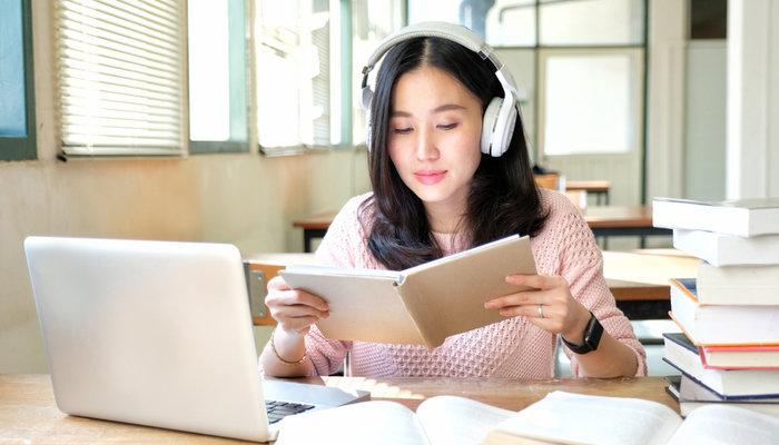 چگونه در کتابخانه درس بخوانیم