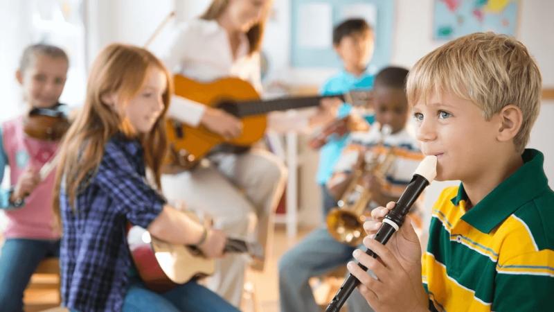 موسیقی و هوش کلامی در کودکان
