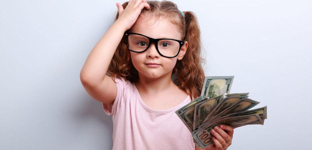 بودجه بندی کودکان