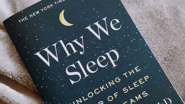 قسمتهای کتاب چرا میخوابیم