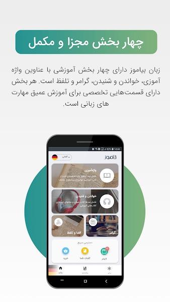 لرنیت بهترین اپلیکیشن آموزش زبان