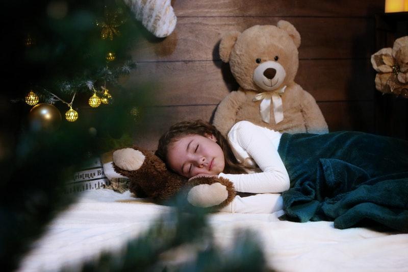 خواب REM در کودکان