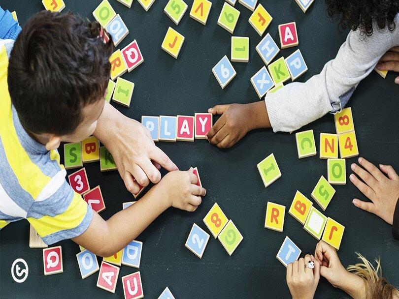 آموزش زبان انگلیسی با بازی لگو
