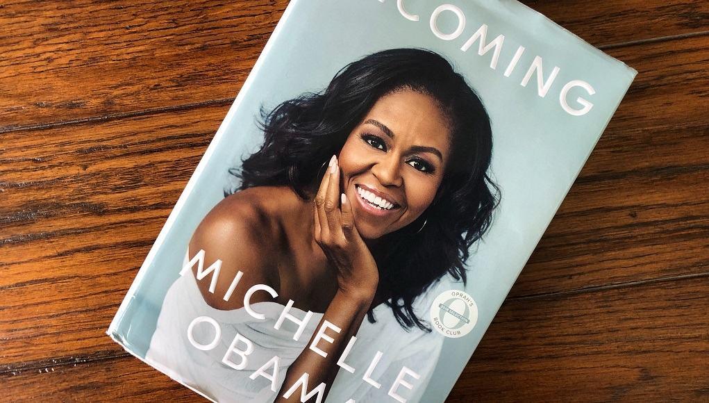 میشل اوباما کتاب های حوزه زنان