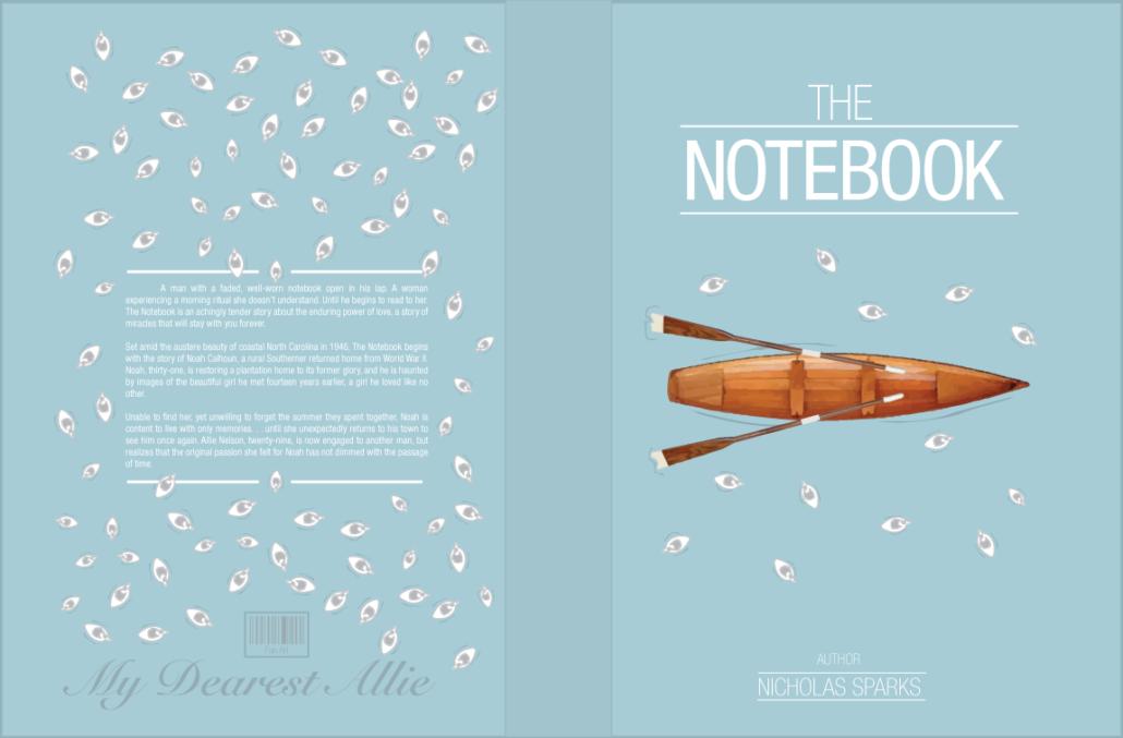 دفترچه از انواع ژانر کتاب