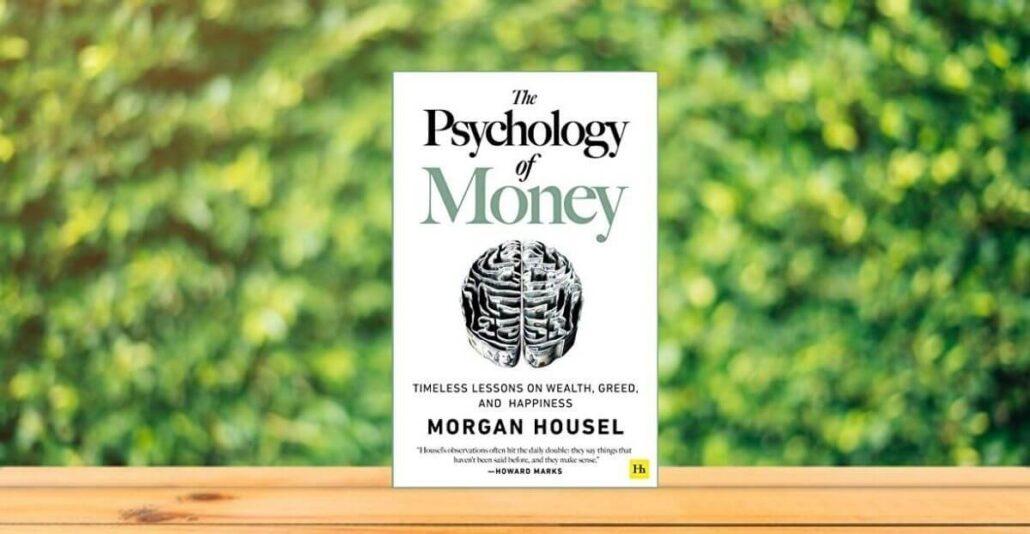 کتاب روانشناسی پول جلد