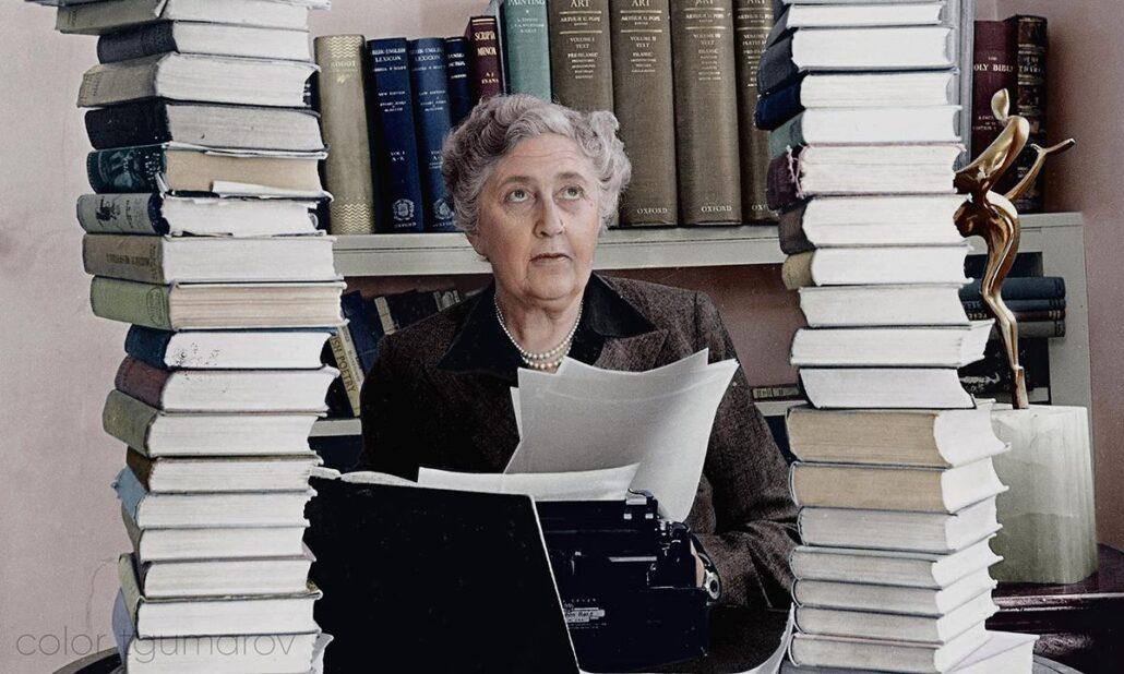 آگاتا کریستی از بهترین نویسندگان زن