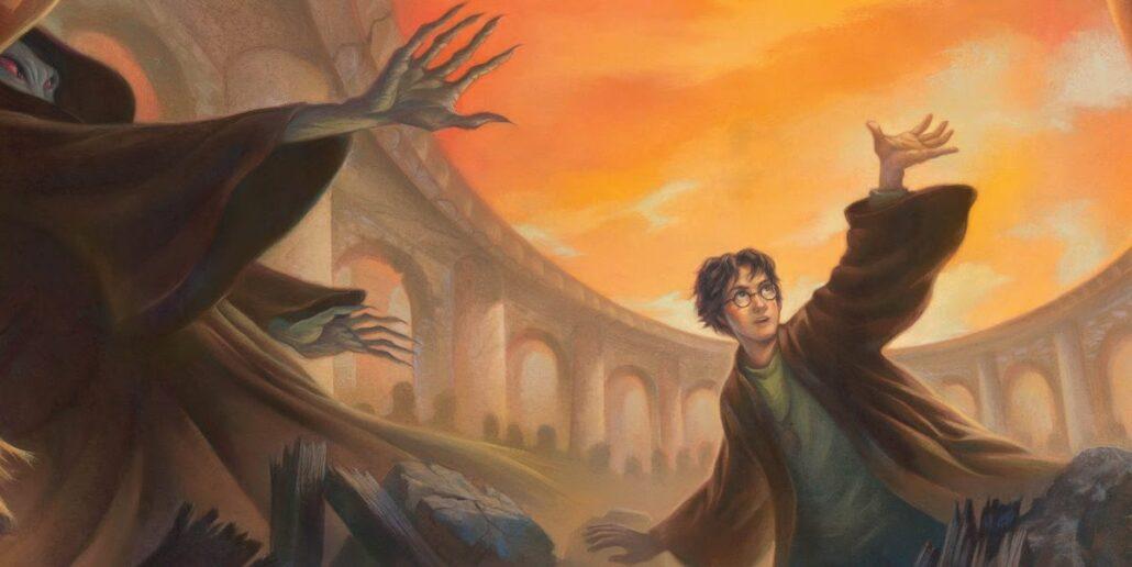 هری پاتر و یادگاران مرگ از پرفروش ترین کتاب های جهان