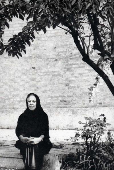 سیمین دانشور از بهترین نویسندگان زن ایران