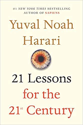 تصویر کتاب 21 درس برای قرن 21