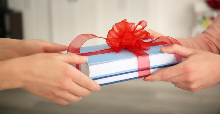 کتاب برای هدیه