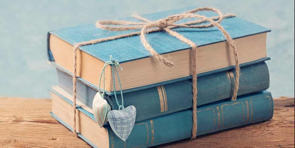 کتاب برای هدیه انتخاب