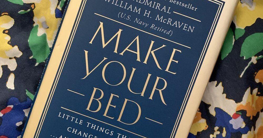 کتاب تختخوابت را مرتب کن تصویر