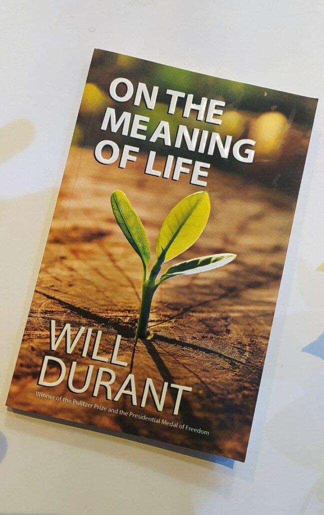نمونه انگلیسی کتاب درباره معنی زندگی