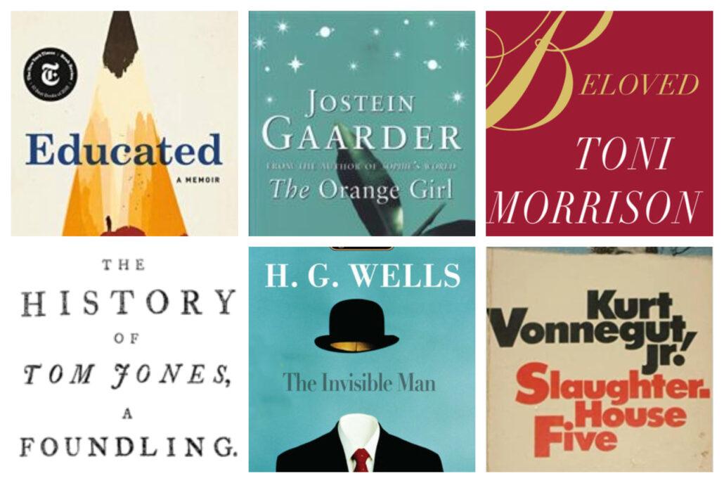رمان های معروف انگلیسی