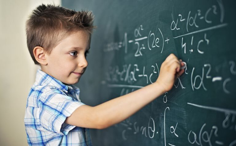 روش مطالعه درس ریاضی کودکان