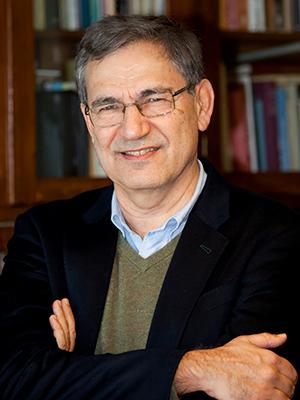 اوراهان پاموک نویسندگان و کتاب ها و رمان های برندگان جایزه نوبل ادبیات