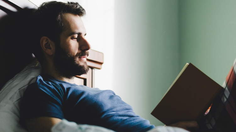 کتاب برای مقابله با افسردگی مرد