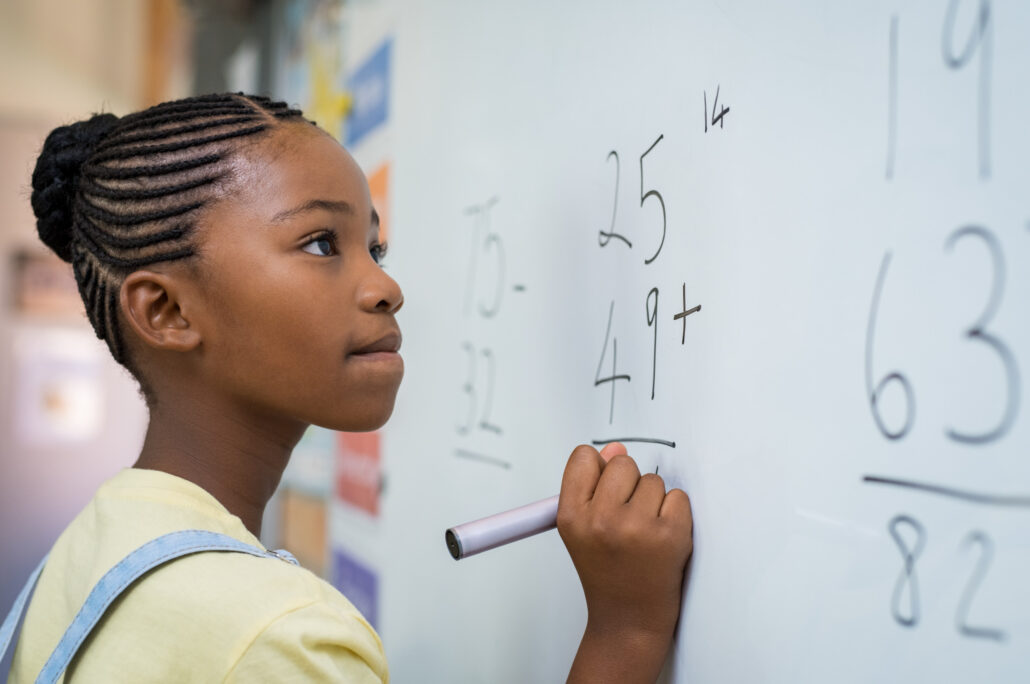 تمرین در کلاس روش مطالعه درس ریاضی